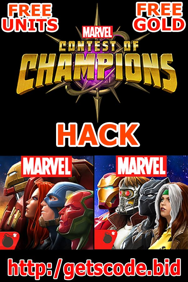 Marvel Contest of Champions Free Units Marvel Contest of