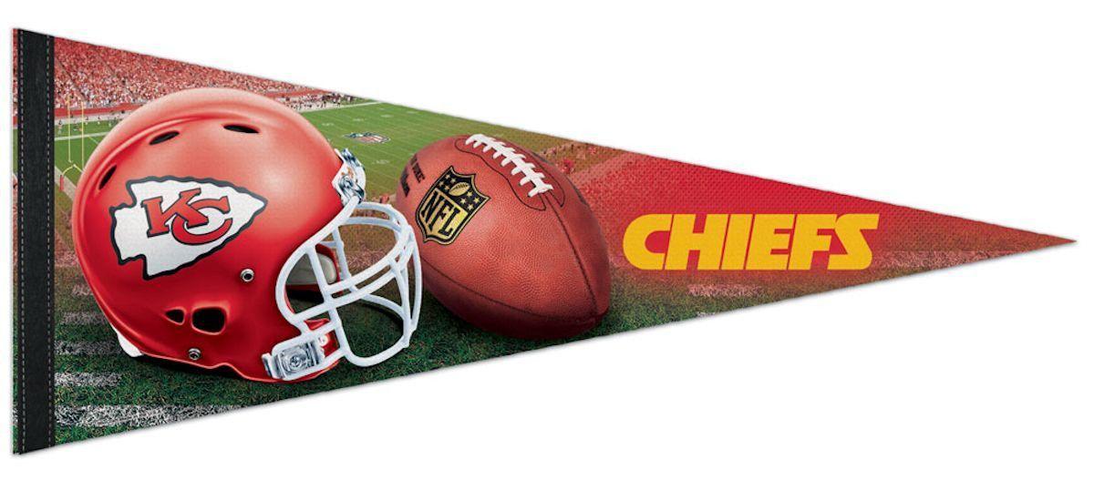 Kansas City Chiefs Premium Pennant