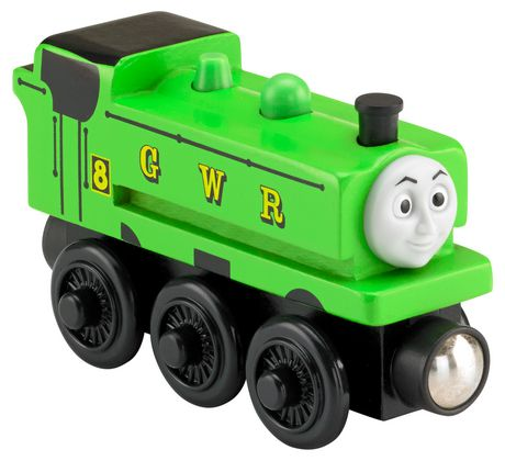 Fisher Price Thomas Friends Wooden Railway Duck Products In 2019