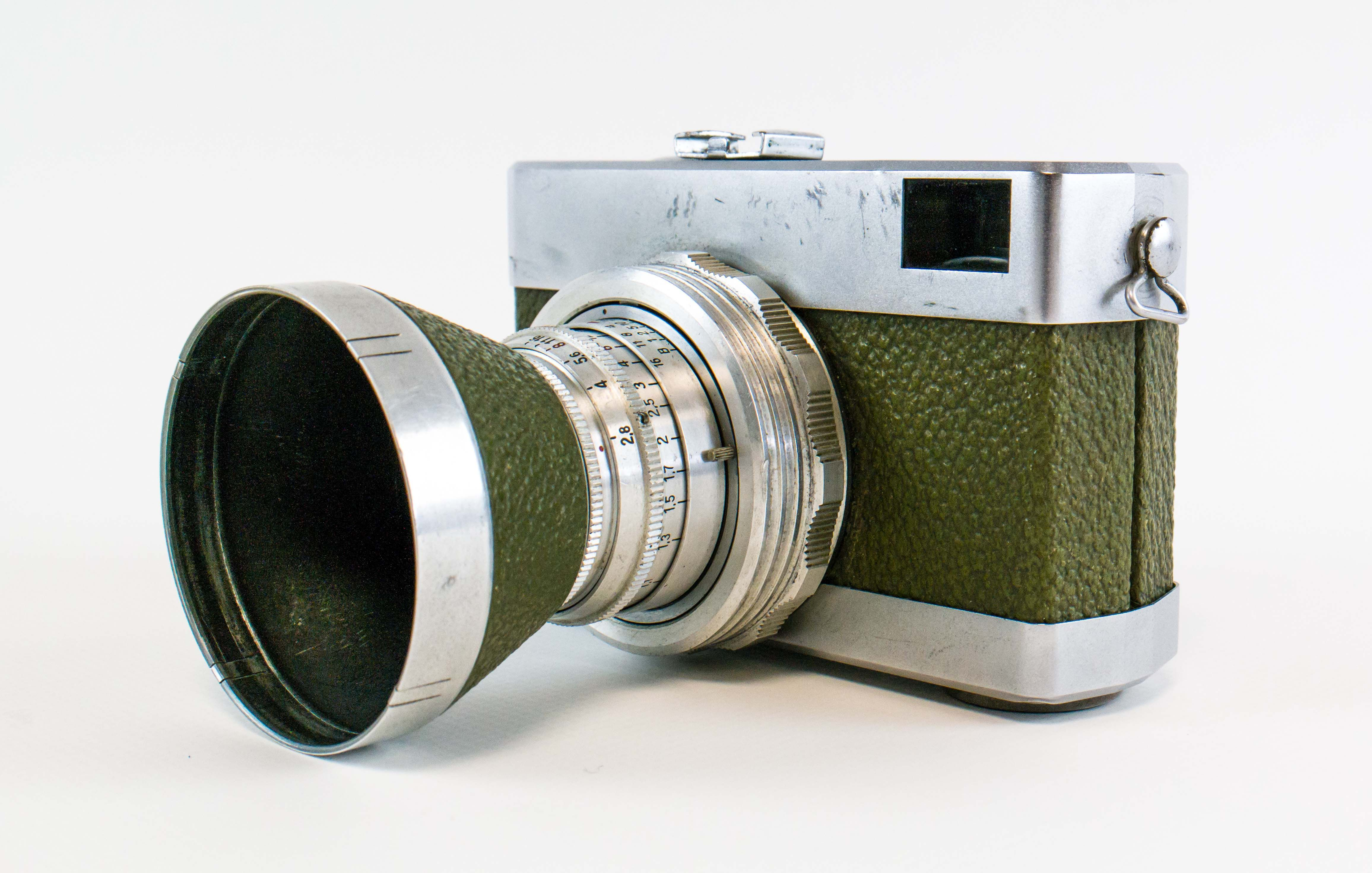 Ddr Museum Museum Objektdatenbank Kamera Werra Copyright
