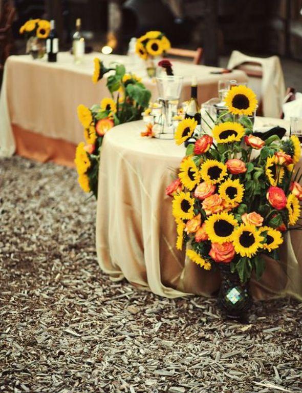 Sunflowers are my fav my ideal wedding ideas pinterest sunflowers are my fav junglespirit Gallery