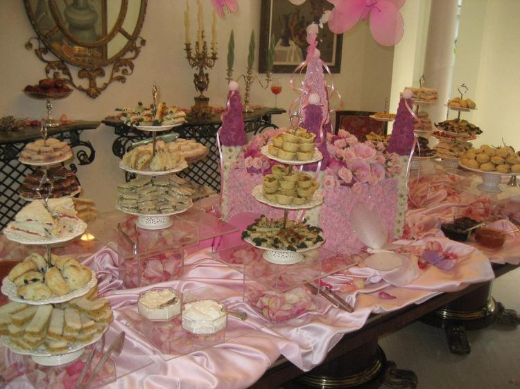 Fairy Tale Baby Shower Theme Design Catering By Good Gracious