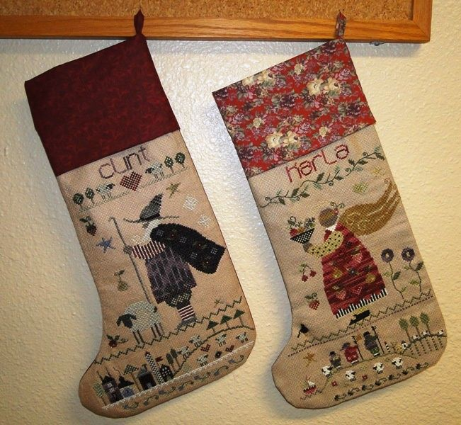 Shepherds Bush Christmas stocking - love these designs. Description from pinterest.com. I searched for this on bing.com/images