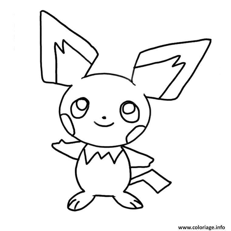 12 Creatif Pokemon Coloriage Pikachu Image Coloriage Pikachu Coloriage Pokemon Dessin Pokemon A Imprimer
