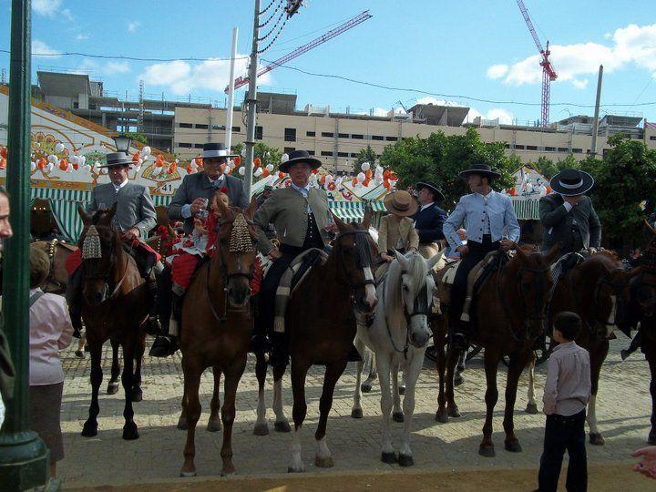 La Fiera en Sevilla