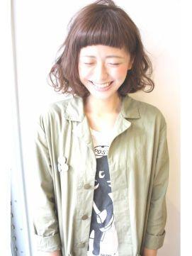 """【2015春夏人気】ボブで""""かわいくパーマする""""ならコレ♥ - NAVER まとめ"""