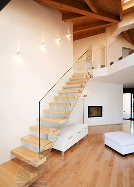 Image Result For Cheap Contemporary Staircases