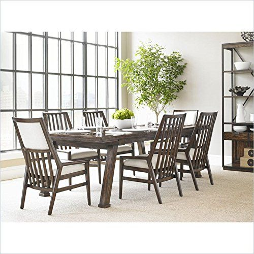 Stanley Furniture Newel 7 Piece Dining Set In Date Amazing Stanley Furniture Dining Room Set Inspiration