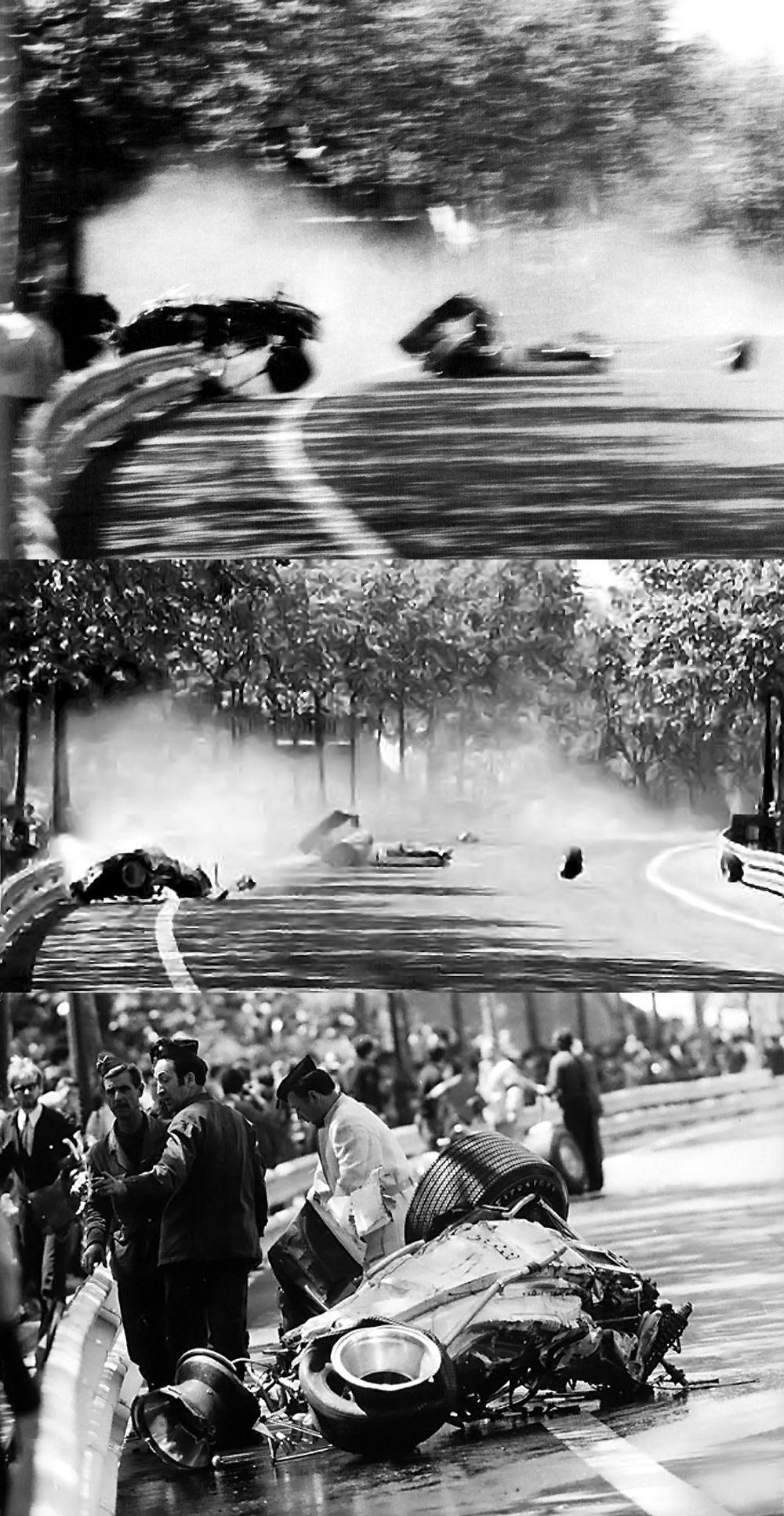 Technique Autodromes and Safety (P3) Vintage racing
