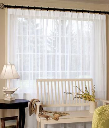 Country Curtains Pinch Pleat Sheer Slider Panel Sliding Door Curtains Curtains Country Curtains
