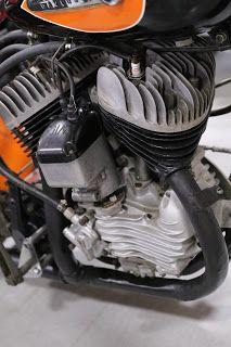 1948 Harley-Davidson WR Flat Tracker sold for $24,200 at ...