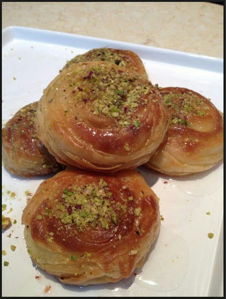 شعيبيات حلبية | Aleppo kitchen | Pinterest | Dulces