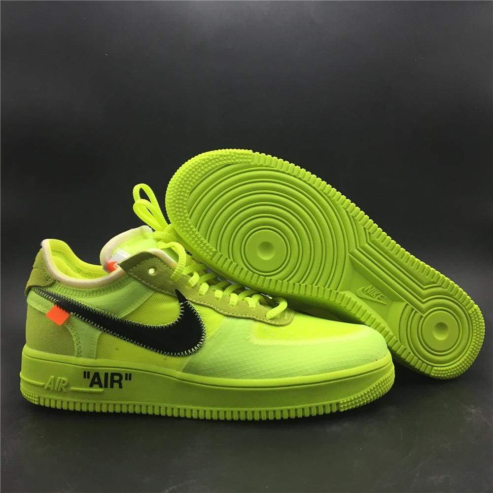 Off White Nike Air Force 1 Low Volt AO4606 700