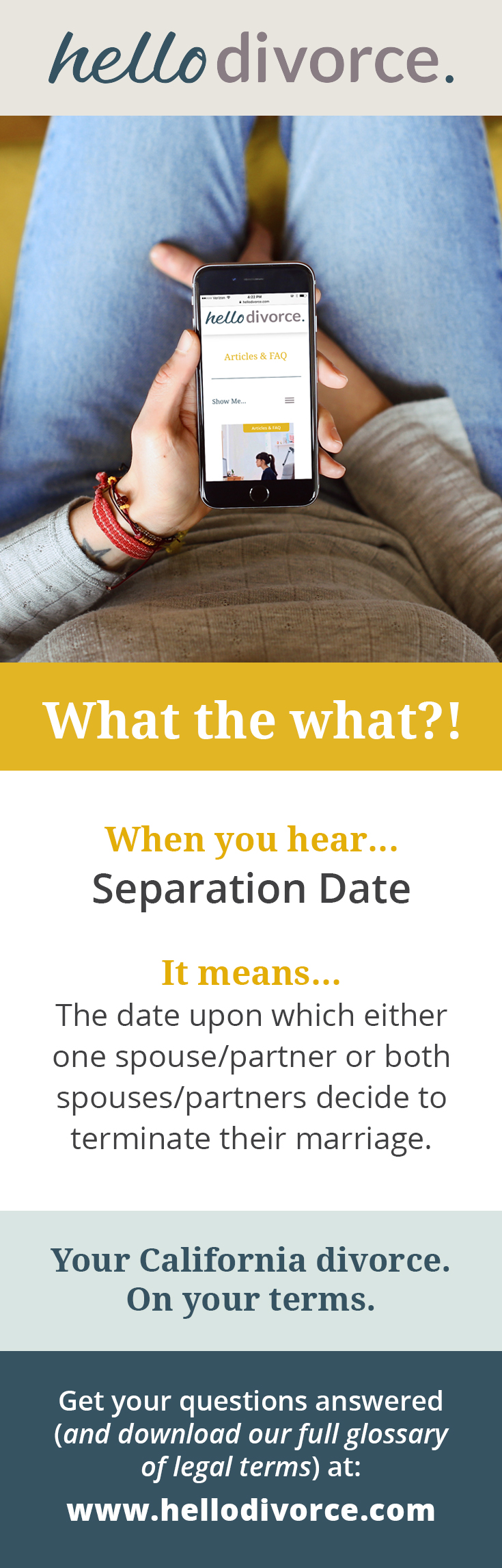 What Does Separation Date Mean Legalese Can Be So Hard To Understand That S Why We Created A Glossary Translat Divorce Dating Meaning This Or That Questions