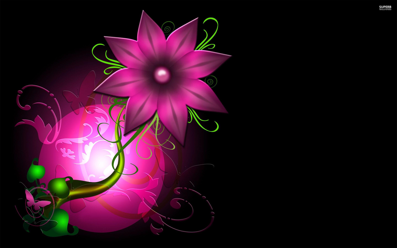Digital Art Images Browse Pink Flower Digital Art Hd Flower Wallpaper Flower Wallpaper Abstract Wallpaper Flower wallpapers full hd fantasy