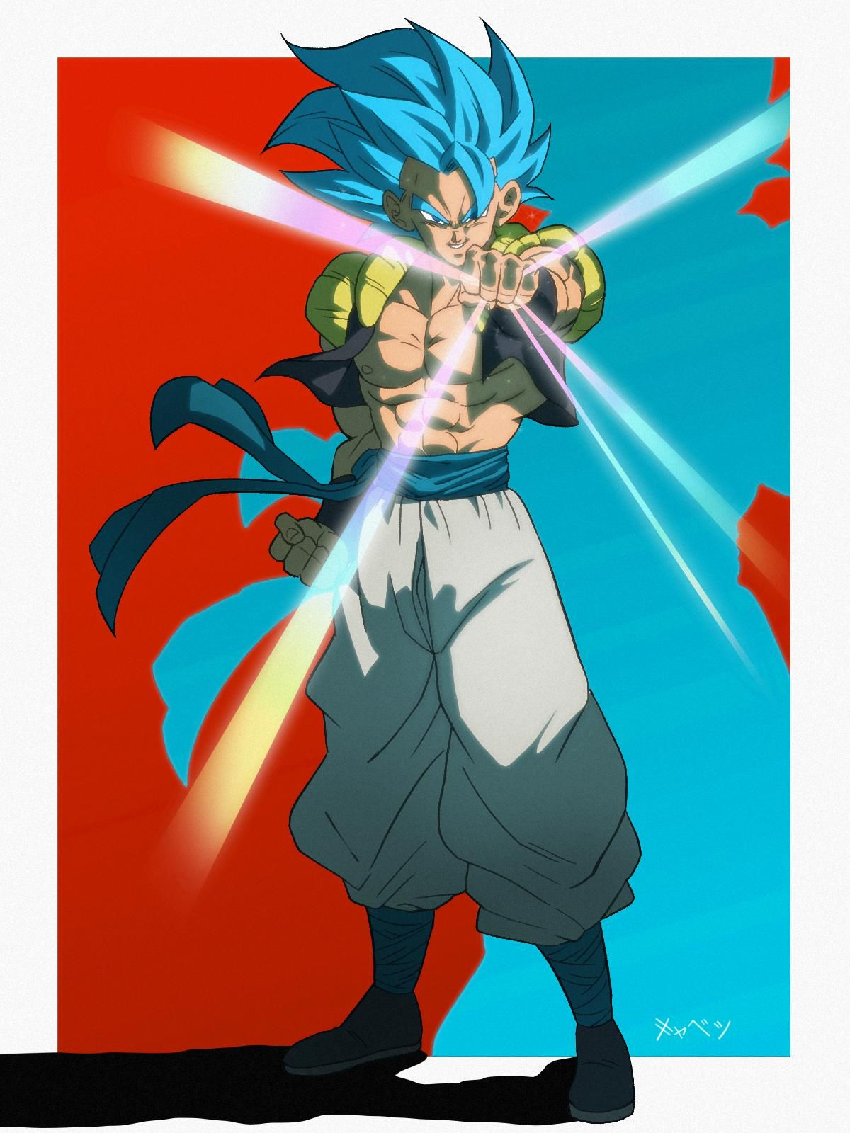 9a81e4a9b1 We are Gogeta Dragon Ball Z, Dbz, Black Goku, Epic Characters, Manga