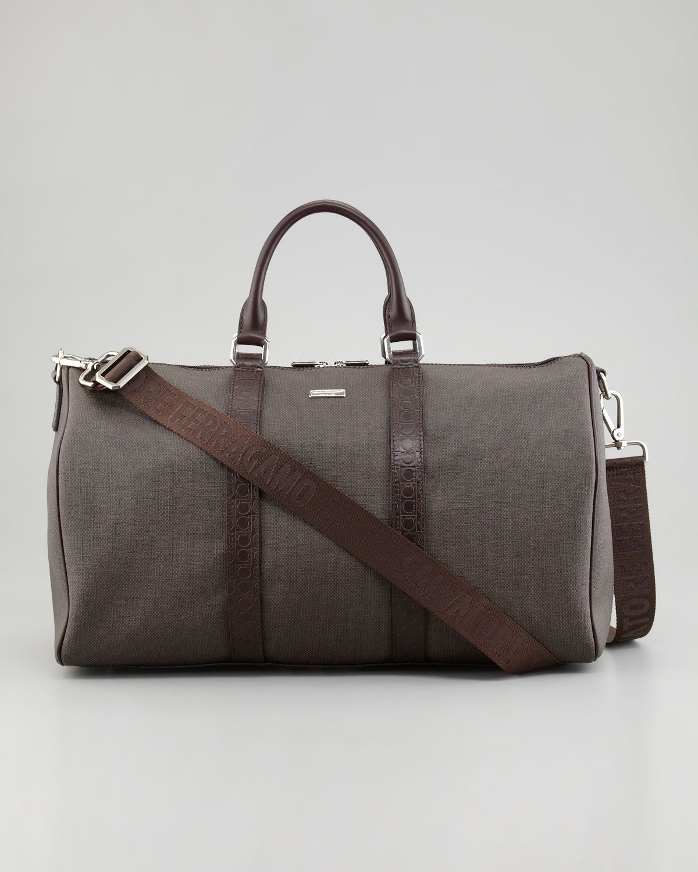 eda9a86bf6 Salvatore Ferragamo New Form Men s Duffel Bag