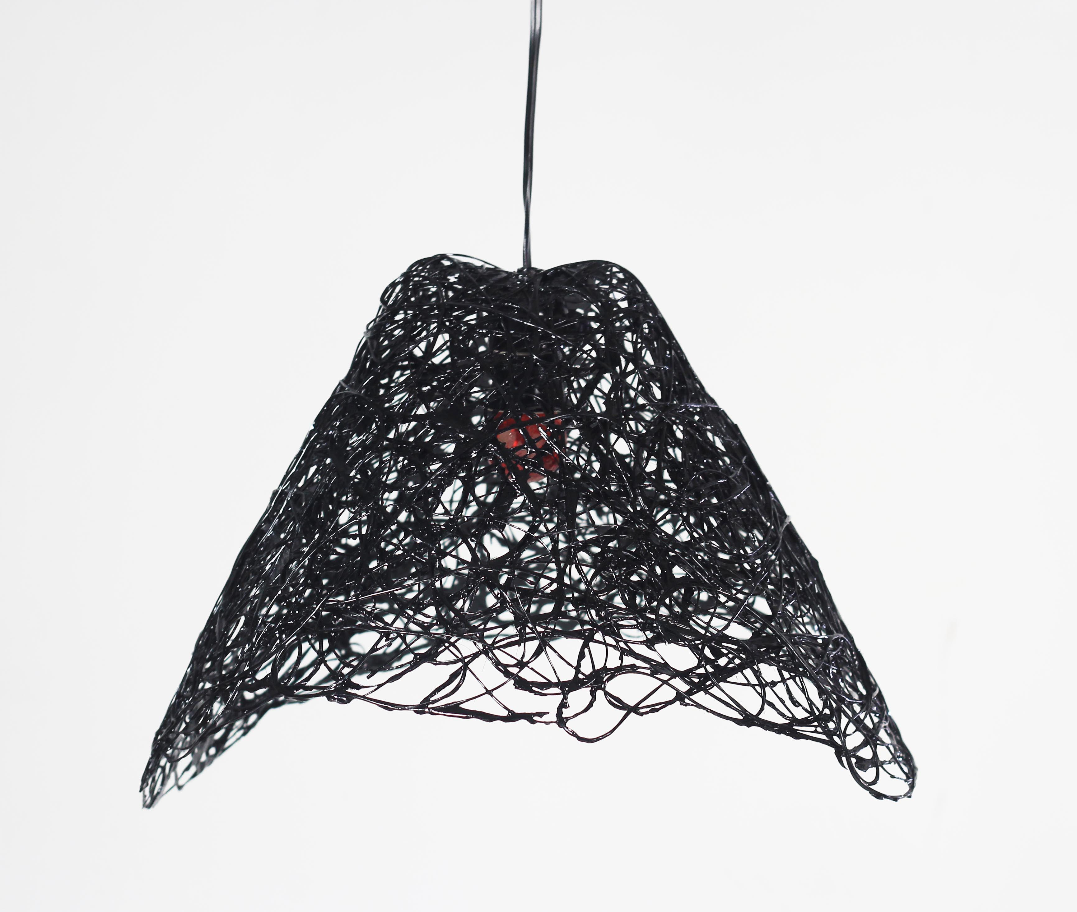Hanging Lamp Fiber By Sassada Design