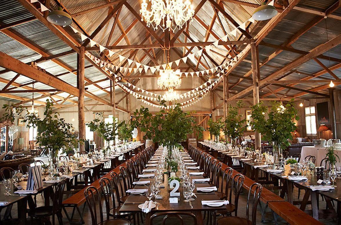 35 Beautiful Australia Barn, Farm and Homestead Wedding ...