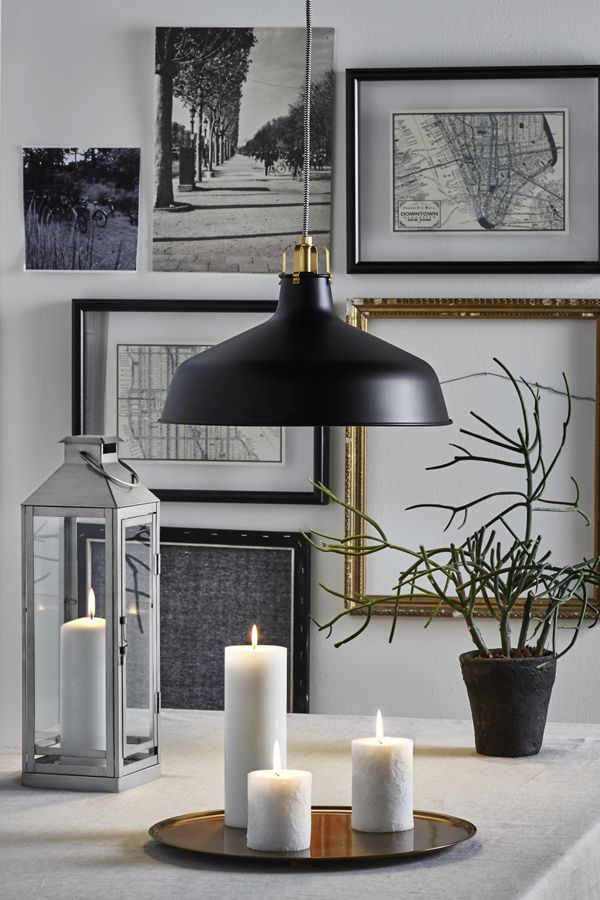 Less daylight, more time for statement lighting! The IKEA ...