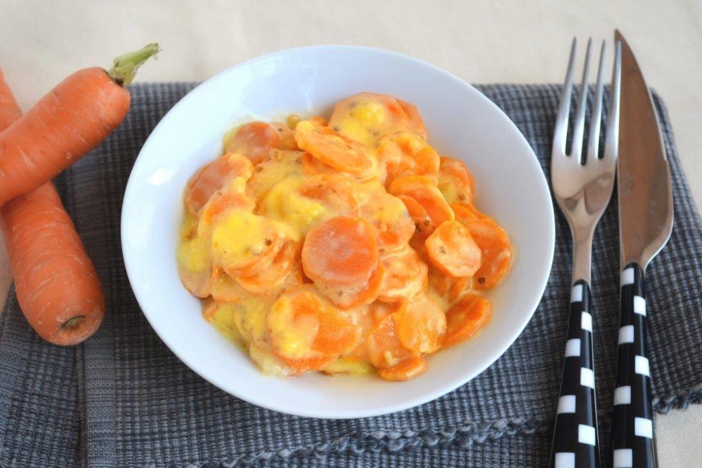 carote al curry - Misya
