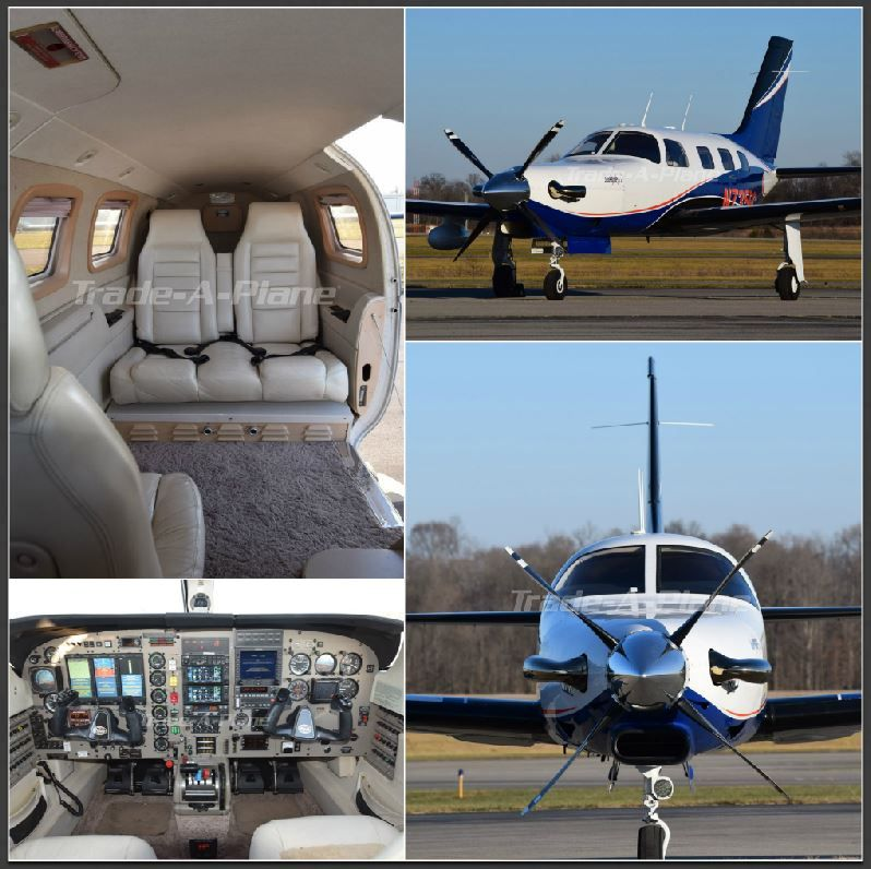 Our #featuredlisting today is a 1998 Piper JetProp
