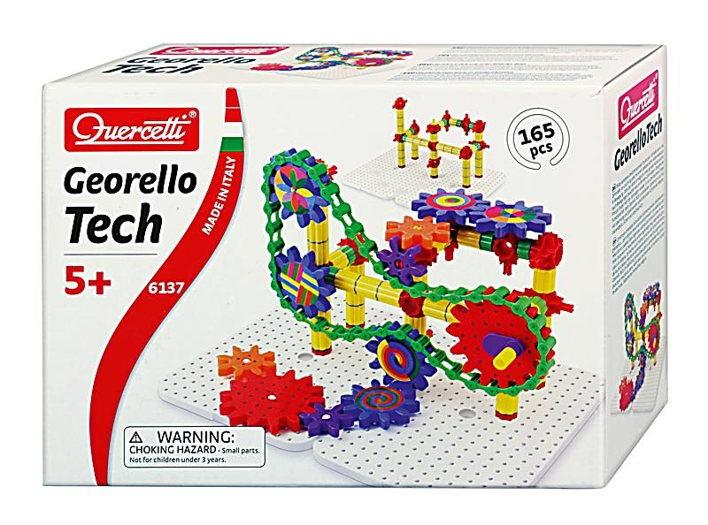 Quercetti Georello Tech