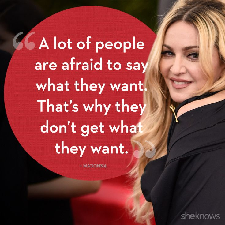 Madonna Inspirational Quotes: 20 Powerful Quotes From Amazing Women Around The World