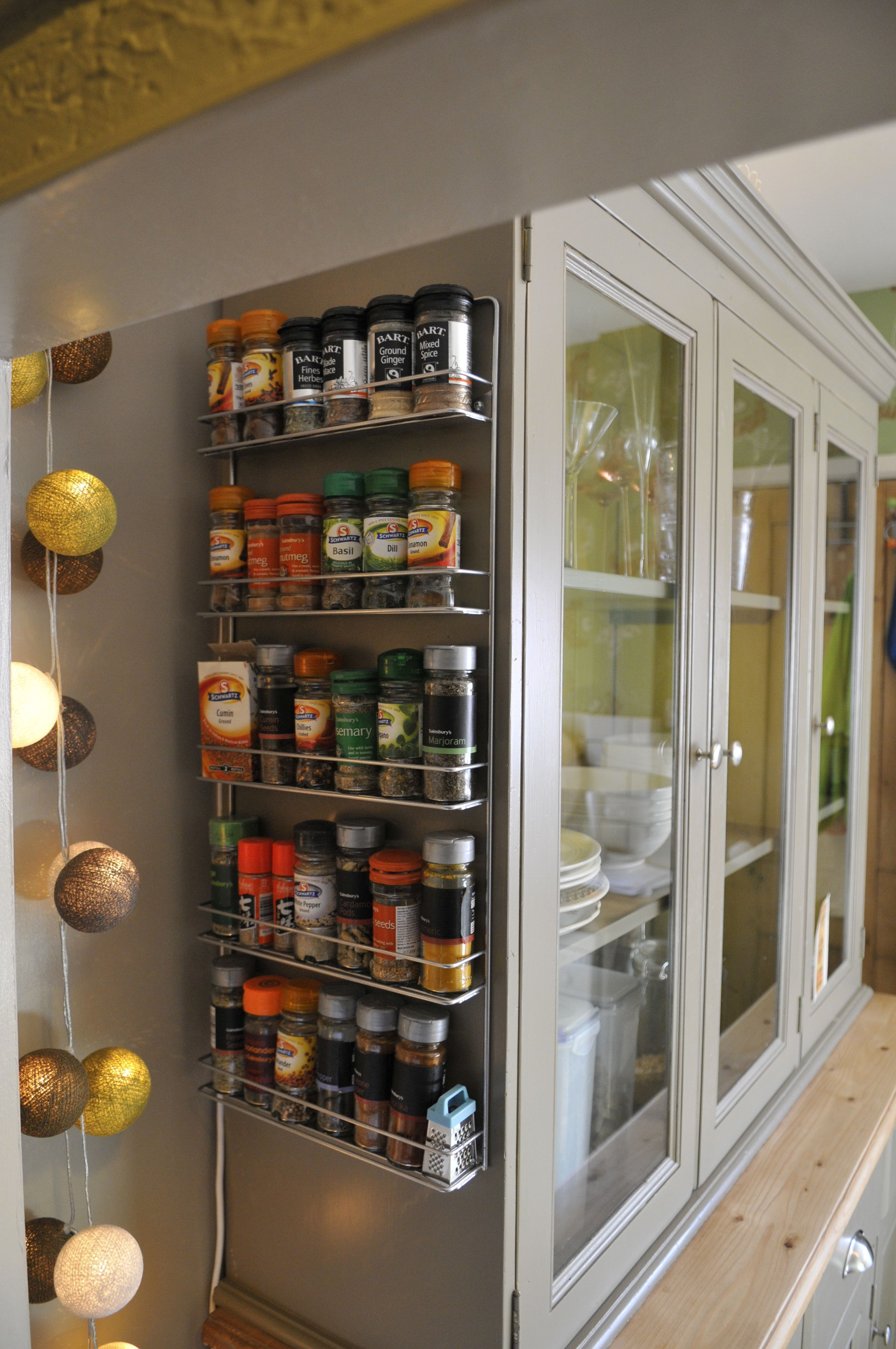 for rack kitchen saving photos people cabinet cook it food spice sadly storage is actually a space who finally