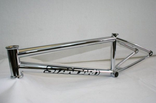 Bmx Custom Chrome Standard 125r Looks Amazing Standardbykeco Bmx Chrome Custom
