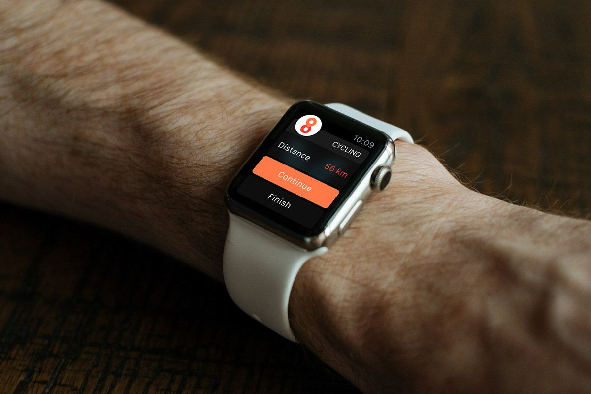 15 FREE Apple Watch PSD Mockups on Behance