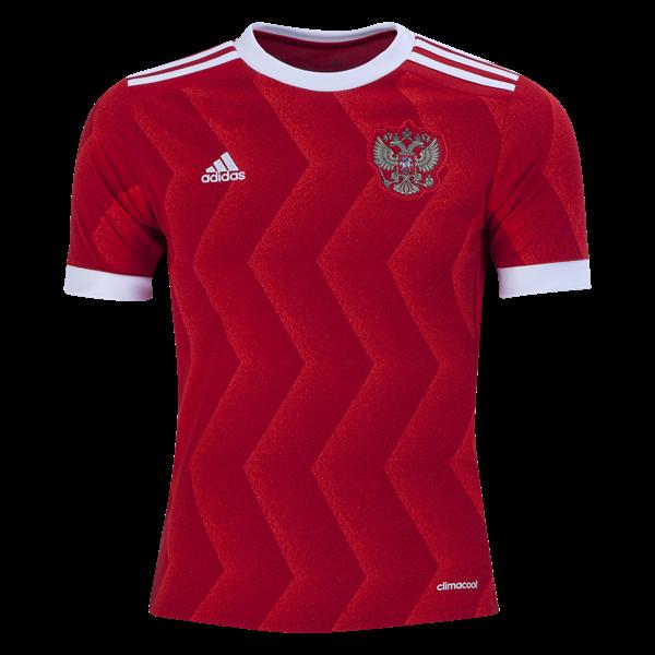 彡 ☆彡 ☆彡 ☆彡  Russia 2017 Youth Home Soccer Jersey - WorldSoccershop.com | WORLDSOCCERSHOP.COM