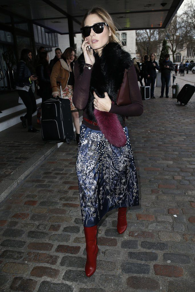 #OliviaPalermo 2014 #style #streetstyle