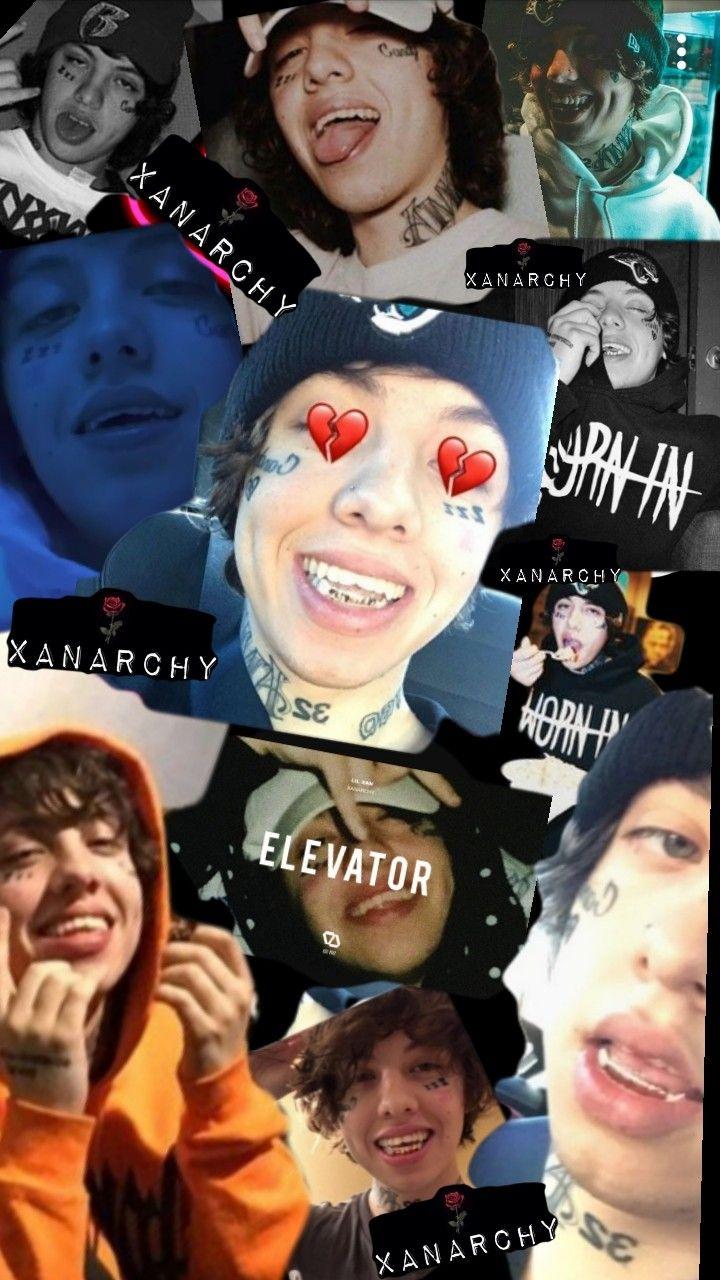 Lil Xan 3 Instagram Anavski Lil Skies Lil Rapper