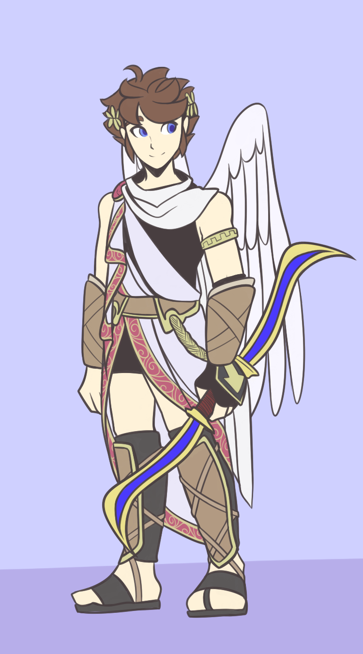 Older Then Kid But Not Really Grown Yet Icarus By Loojideviantart