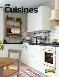 Brochure Cuisine Metod 2016 Cuisine Ikea Ikea Placard Cuisine