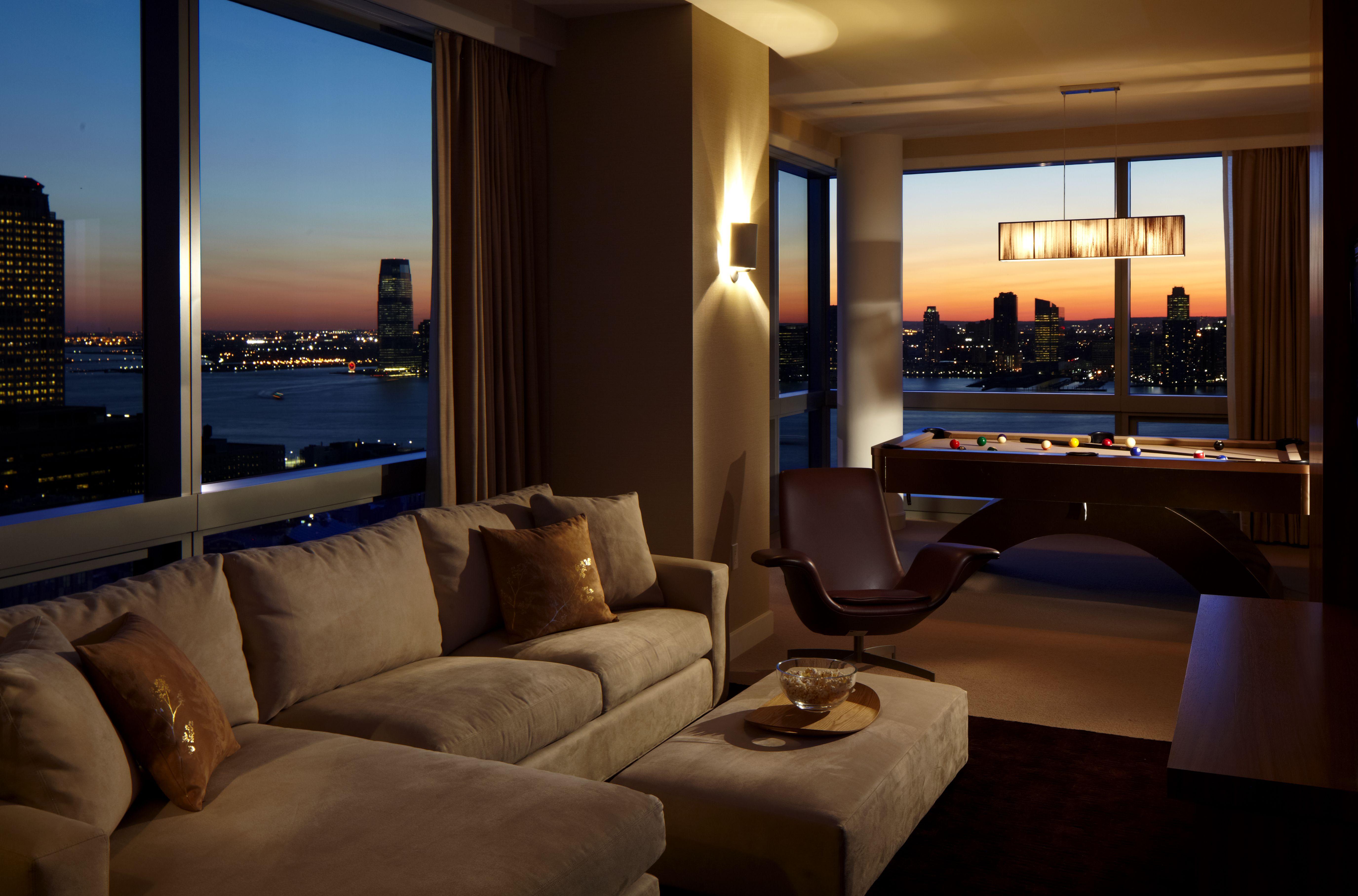 http www trumphotelcollection com penthouse overlooking the city rh pinterest com Trump Tower Trump SoHo Hotel New York