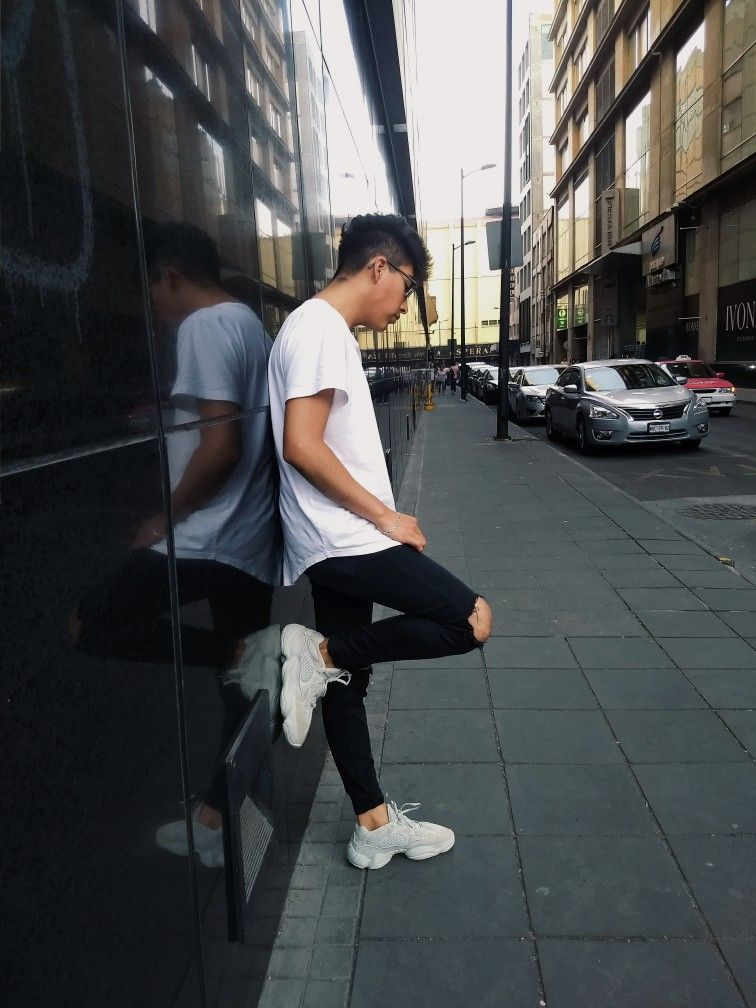 Yeezy 500 Salt Mexico City Outfit Men Instagram Emiliano Gzl Yeezy Outfit Yeezy Fashion City Outfits
