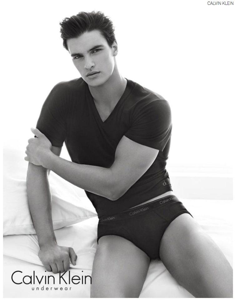 Matthew Terry Models Calvin Klein Underwear for Latest Brand Images image  Matthew Terry Calvin Klein Underwear 005 366208879c5