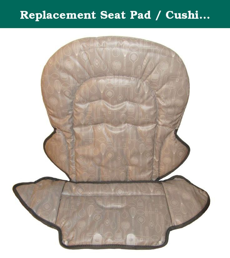 Surprising Replacement Seat Pad Cushion Cover For Graco Slim Snacker Alphanode Cool Chair Designs And Ideas Alphanodeonline