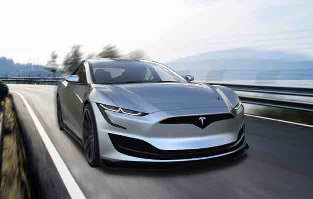 2021 Tesla Model S 100D Tesla model s, Tesla model