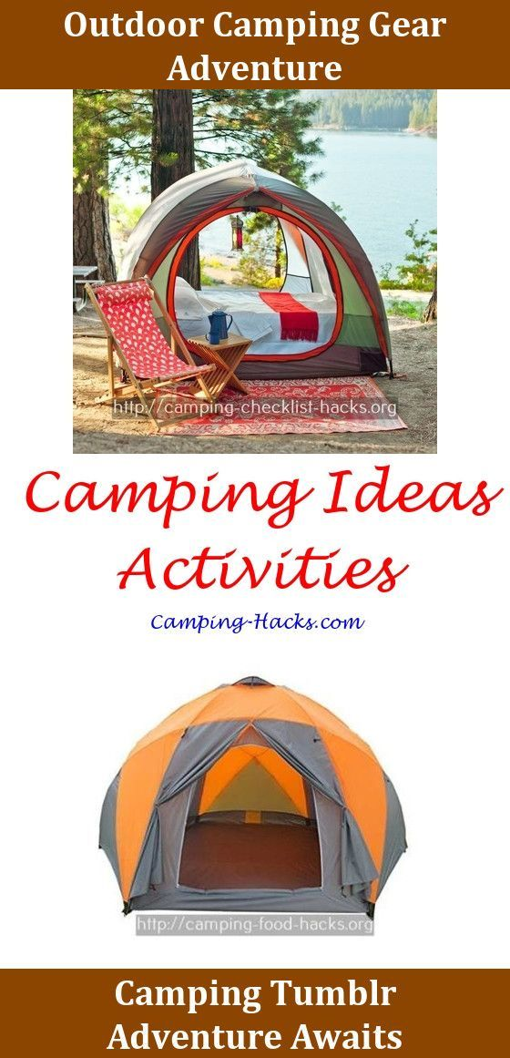 Camping Easy Hacks Campfire Recipes Ideas Diy Adventure Gadgets Homemade Day TripCamping Kids Road T