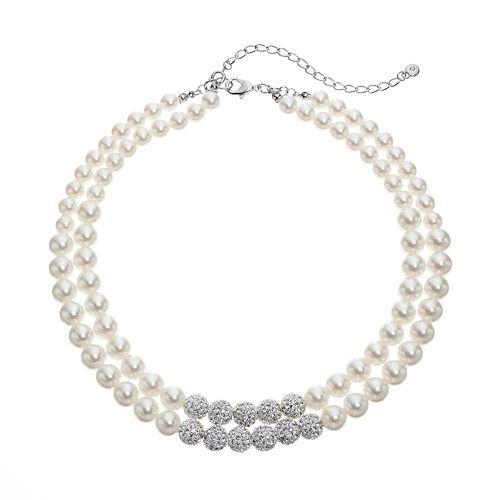 Croft & Barrow® Multistrand Necklace