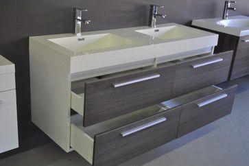 Alnoite Bathroom Vanity Modern Vanities And Sink Consoles Toronto Bathware