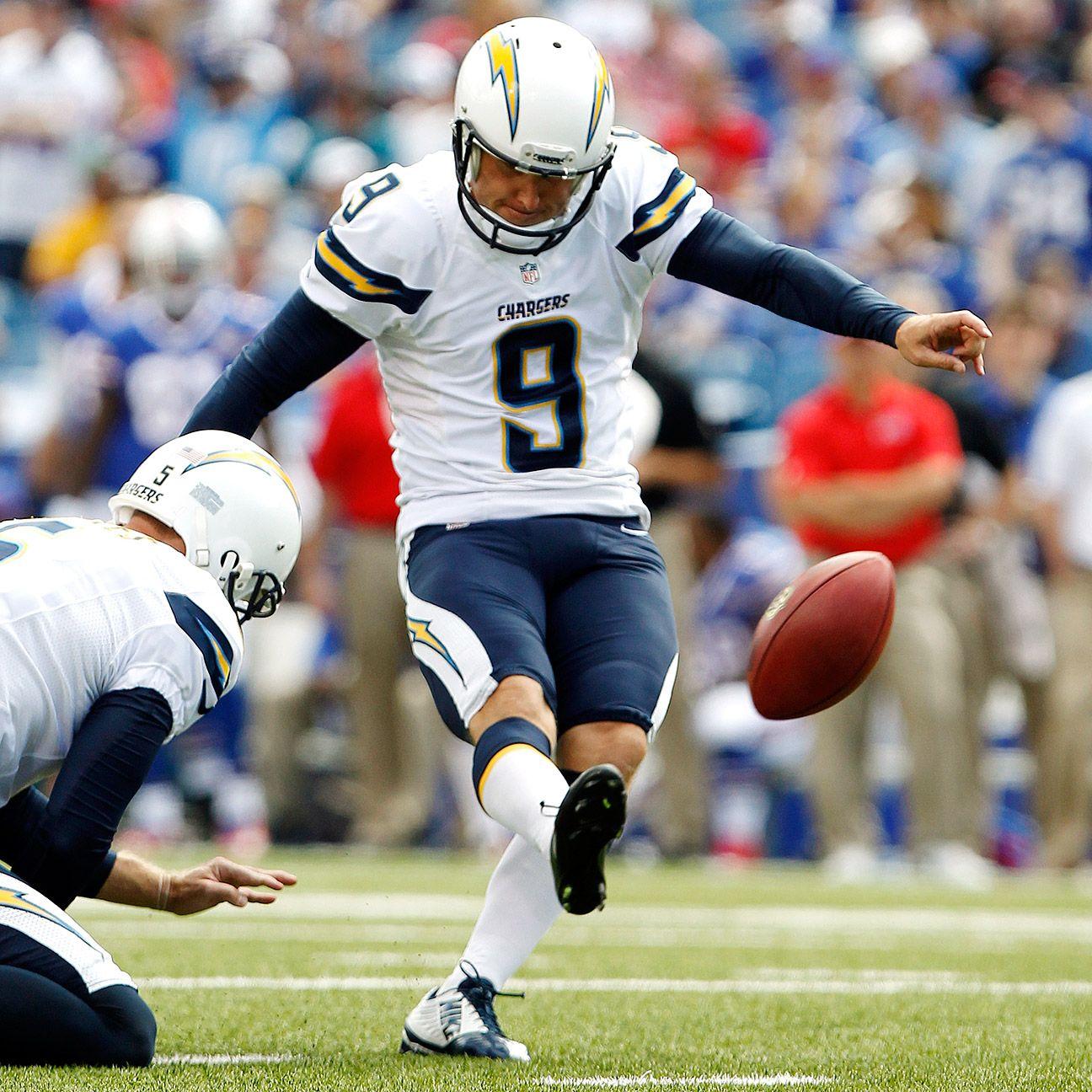 Nick Novak relishes competition for Chargers' kicking job