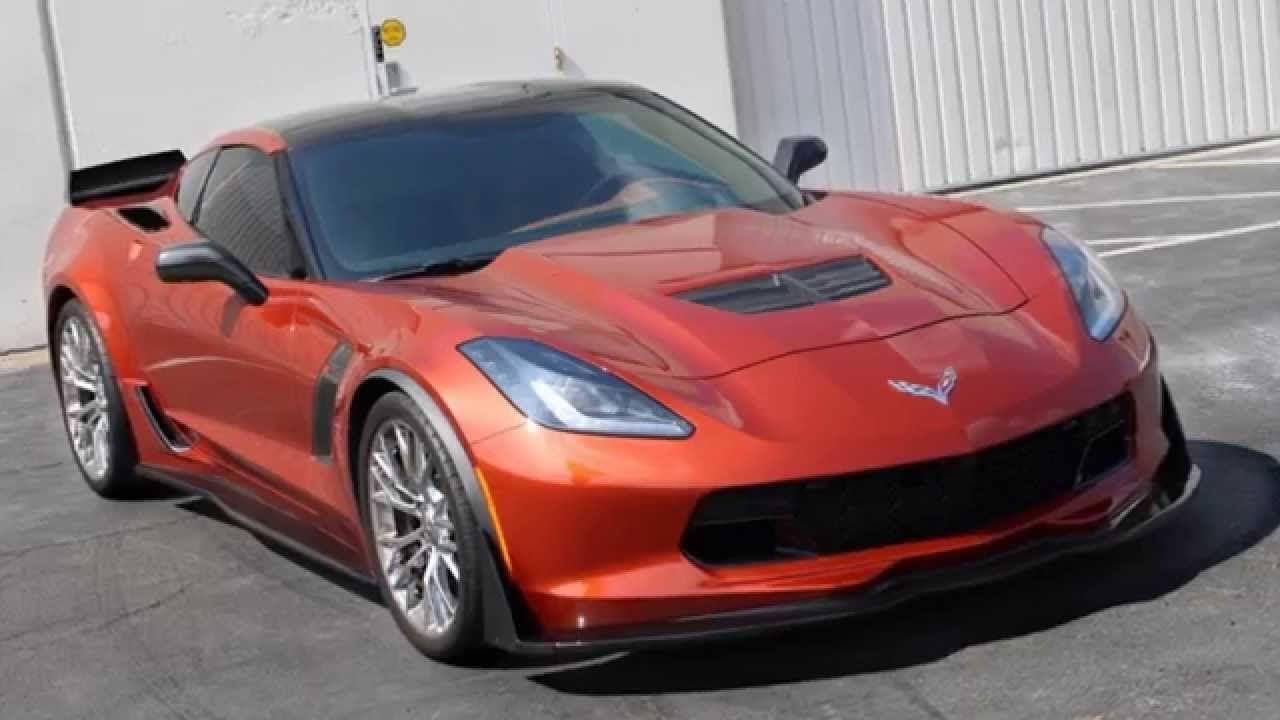 Apr Performance Corvette C7 Z06 Corvette C7 Corvette Car Maintenance