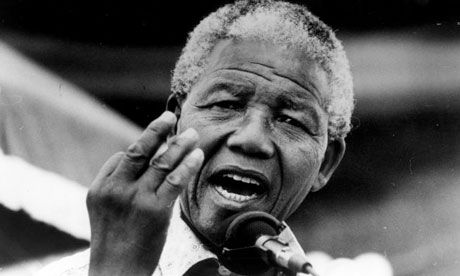 Nelson Mandela is not South Africa Mandela quotes