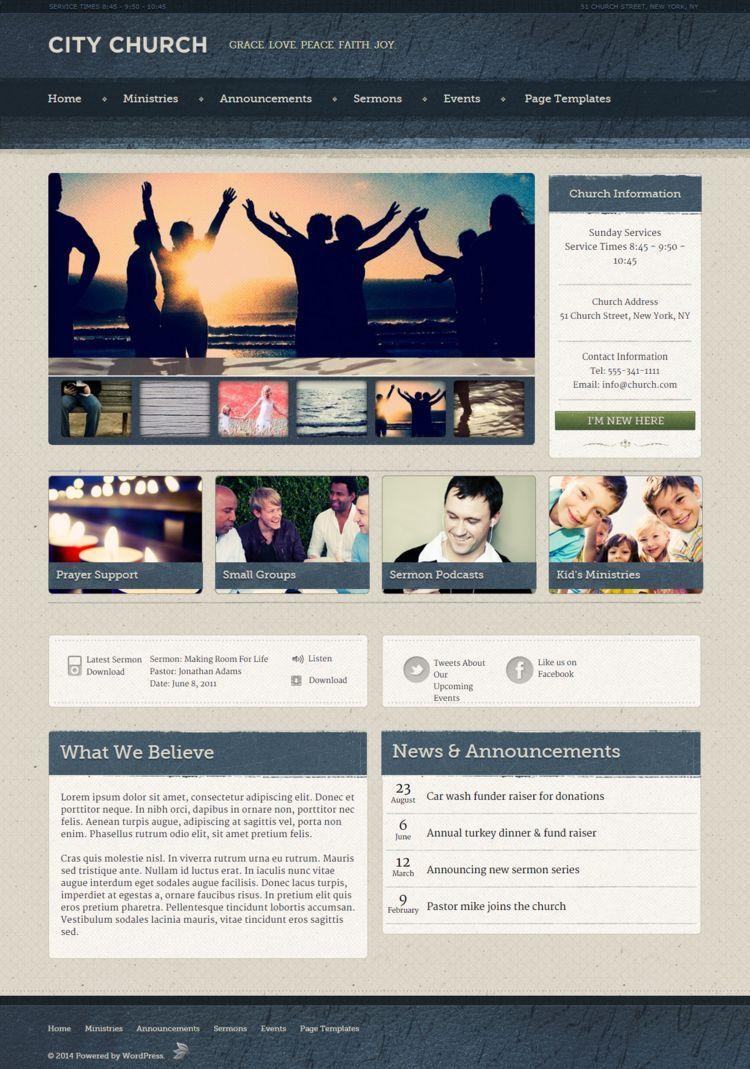 Pin On Best WordPress Themes