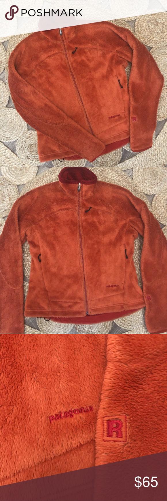 S vtg patagonia polartec fleece jacket my posh closet