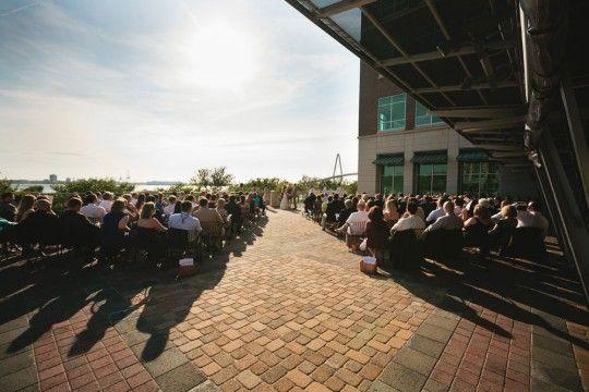 The Charleston Area Wedding Guide : Harborside East